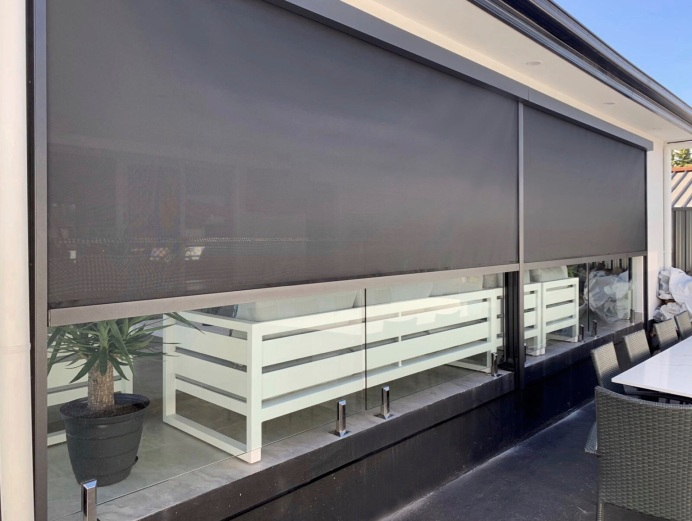 Track Awning